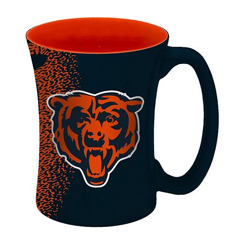 Boelter Chicago Bears Mocha Coffee Mug Set