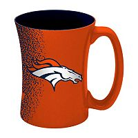 Boelter Denver Broncos Mocha Coffee Mug Set