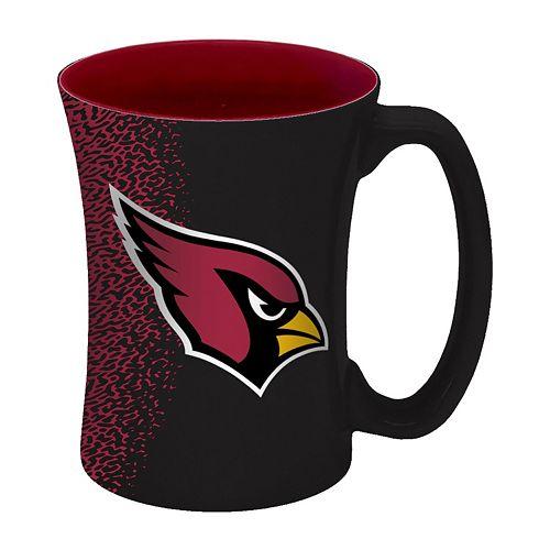 Boelter Arizona Cardinals Mocha Coffee Mug Set