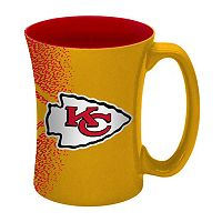 Boelter Kansas City Chiefs Mocha Coffee Mug Set