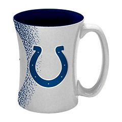 Boelter Indianapolis Colts Mocha Coffee Mug Set