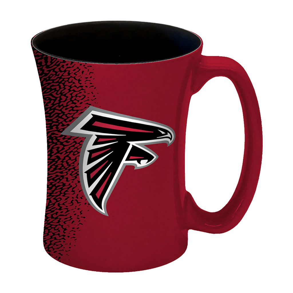 Boelter Atlanta Falcons Mocha Coffee Mug Set