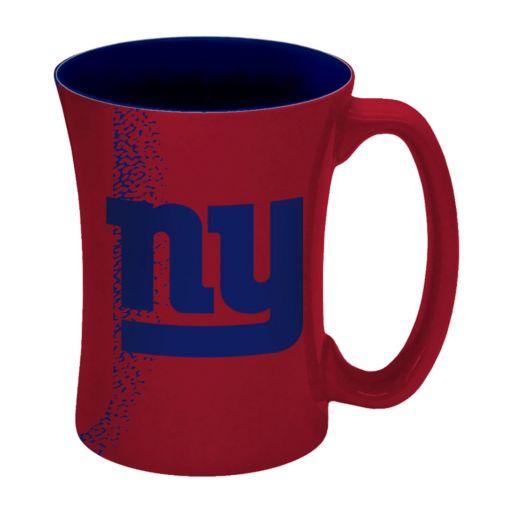 Boelter New York Giants Mocha Coffee Mug Set