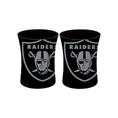 Boelter Oakland Raiders Mocha Coffee Mug Set