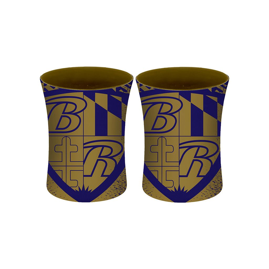 Boelter Baltimore Ravens Mocha Coffee Mug Set