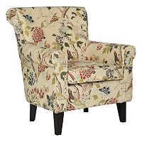 Safavieh Floral Club Arm Chair