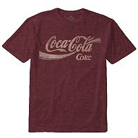 Men's Newport Blue Coca-Cola Shaking Things Up Tee
