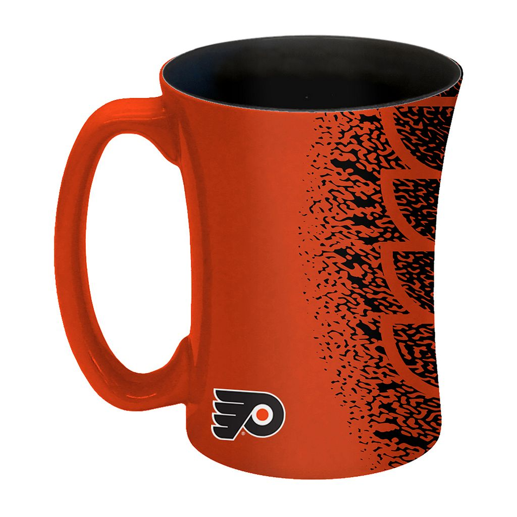 Boelter Philadelphia Flyers Mocha Coffee Mug Set