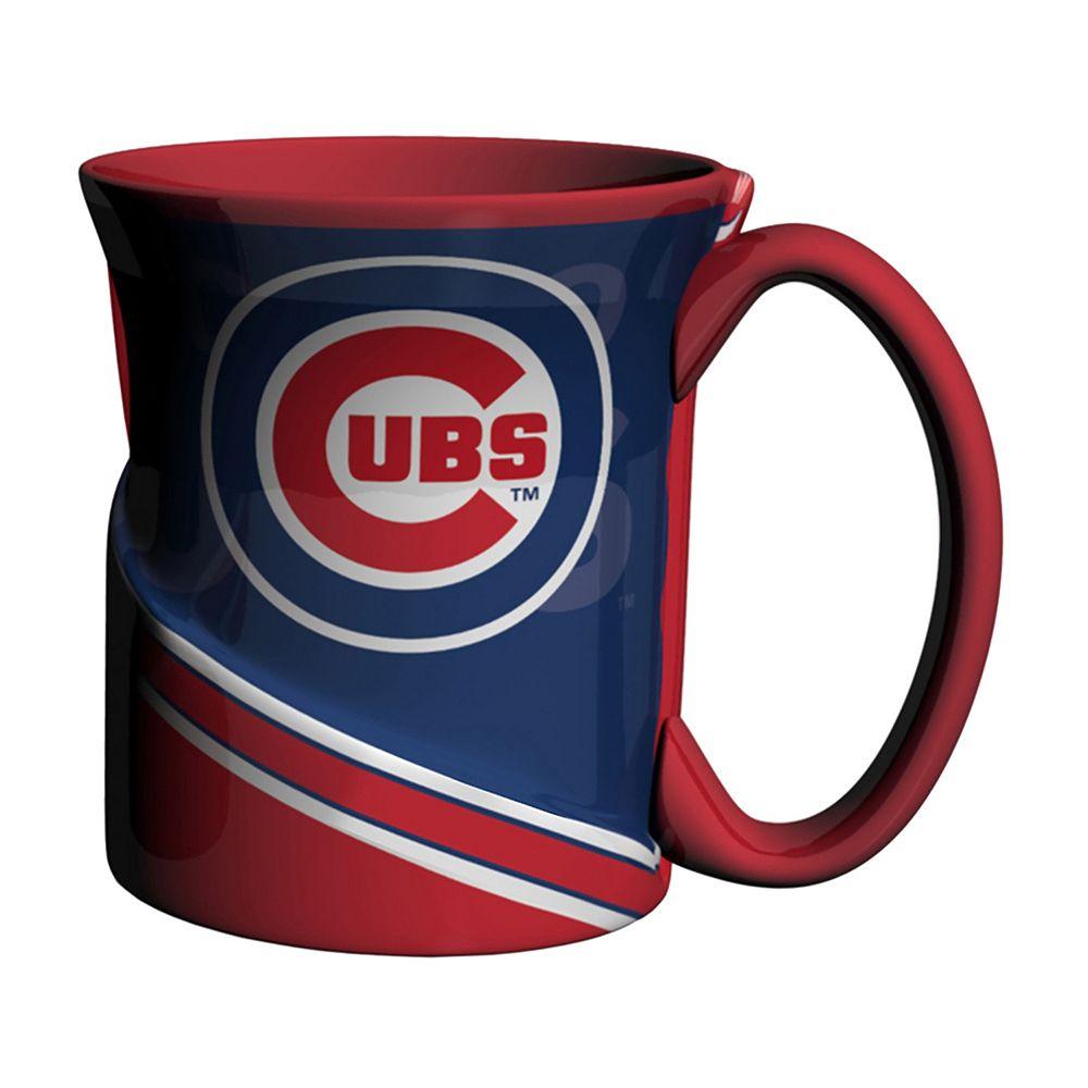Boelter Chicago Cubs Twist Coffee Mug Set 89d79e91a907