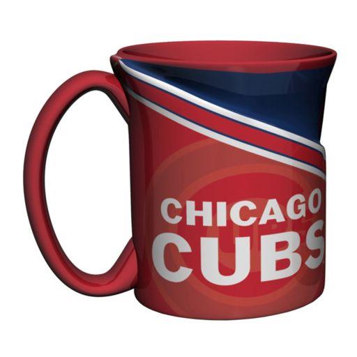 Boelter Chicago Cubs Twist Coffee Mug Set