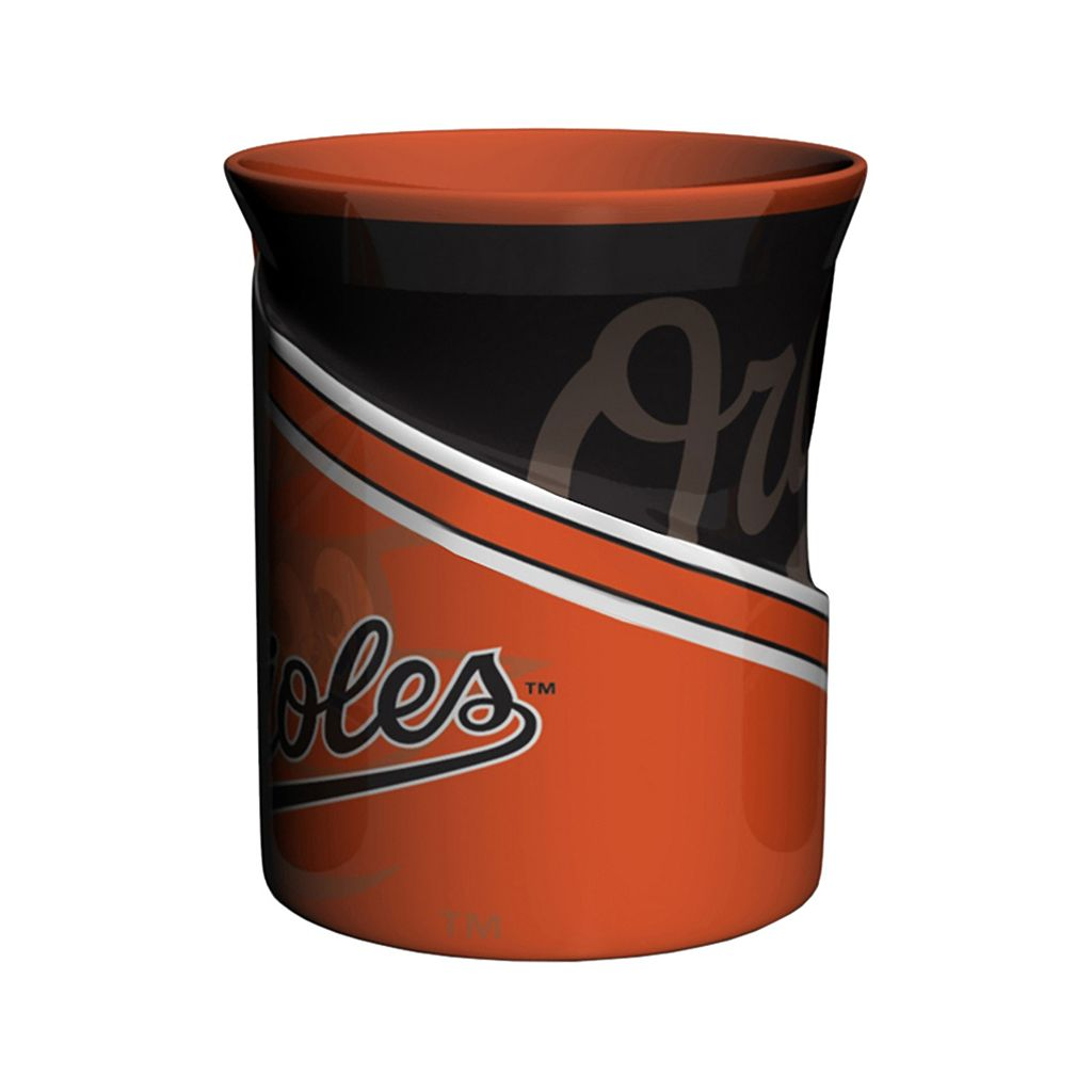 Boelter Baltimore Orioles Twist Coffee Mug Set