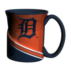 Boelter Detroit Tigers Twist Coffee Mug Set