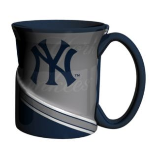 Boelter New York Yankees Twist Coffee Mug Set