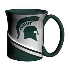 Boelter Michigan State Spartans Twist Coffee Mug Set