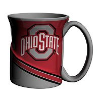 Boelter Ohio State Buckeyes Twist Coffee Mug Set
