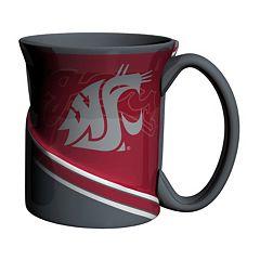 Boelter Washington State Cougars Twist Coffee Mug Set