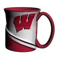 Boelter Wisconsin Badgers Twist Coffee Mug Set