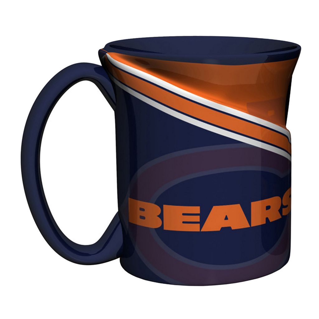 Boelter Chicago Bears Twist Coffee Mug Set
