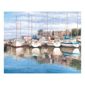 Safe Harbor Canvas Wall Art