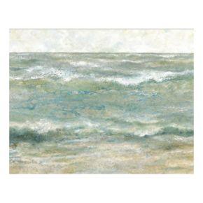 Shoreline 3 Canvas Wall Art