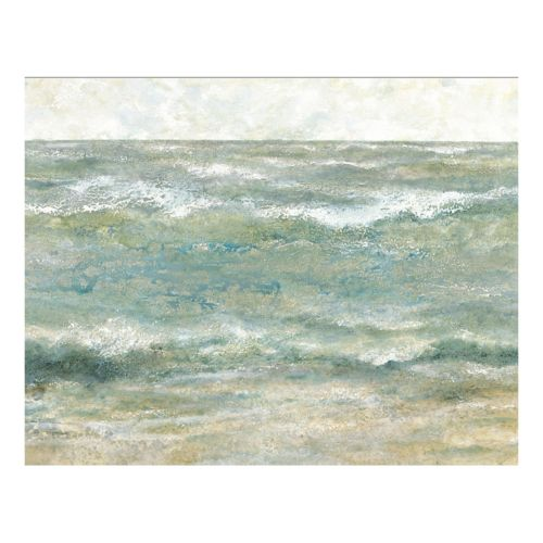 Shoreline 3 Canvas Wall Art