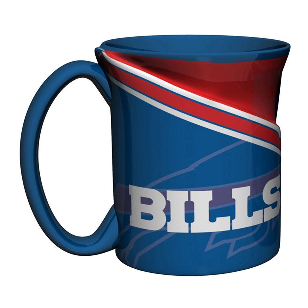 Boelter Buffalo Bills Twist Coffee Mug Set