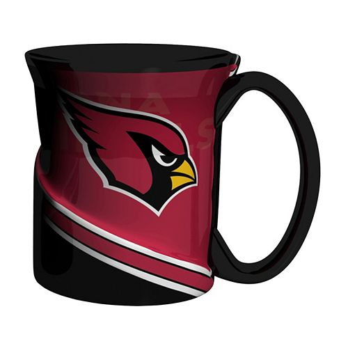 Boelter Arizona Cardinals Twist Coffee Mug Set