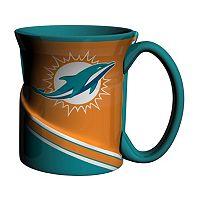 Boelter Miami Dolphins Twist Coffee Mug Set