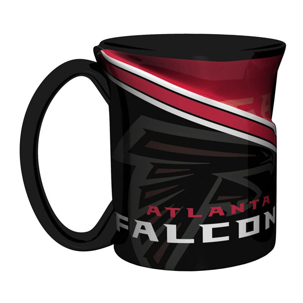 Boelter Atlanta Falcons Twist Coffee Mug Set