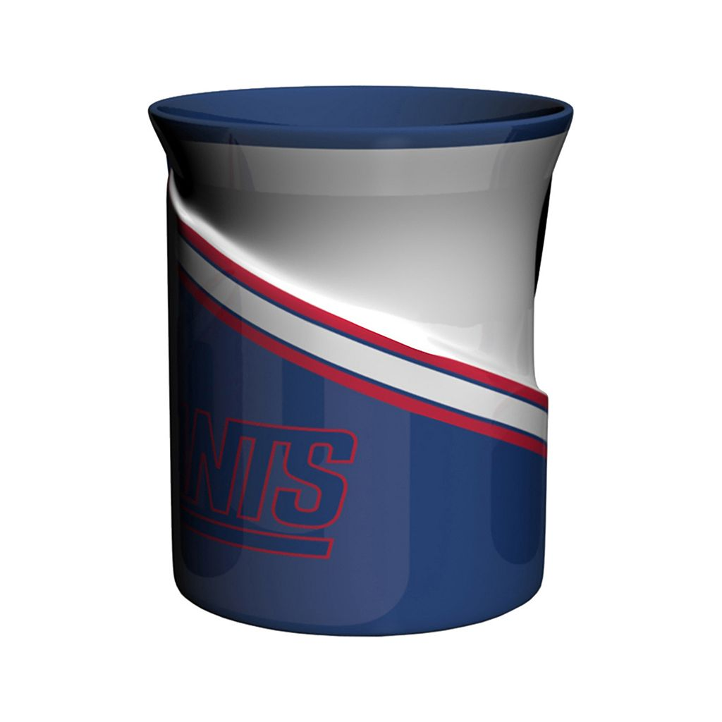 Boelter New York Giants Twist Coffee Mug Set