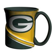 Boelter Green Bay Packers Twist Coffee Mug Set