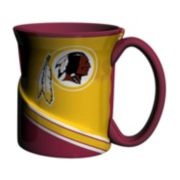 Boelter Washington Redskins Twist Coffee Mug Set