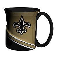 Boelter New Orleans Saints Twist Coffee Mug Set