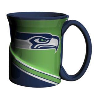 Boelter Seattle Seahawks Twist Coffee Mug Set