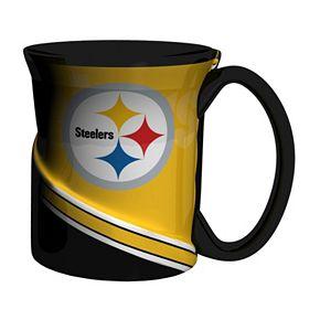 Boelter Pittsburgh Steelers Twist Coffee Mug Set