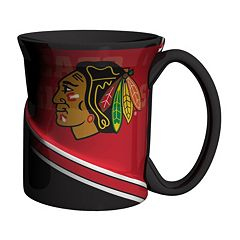 Boelter Chicago Blackhawks Twist Coffee Mug Set