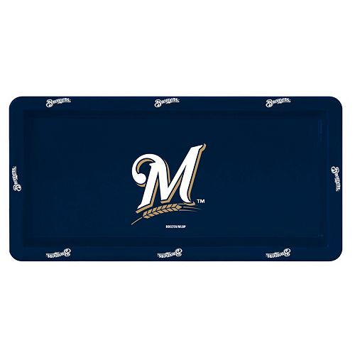 Boelter Milwaukee Brewers Game Time Platter