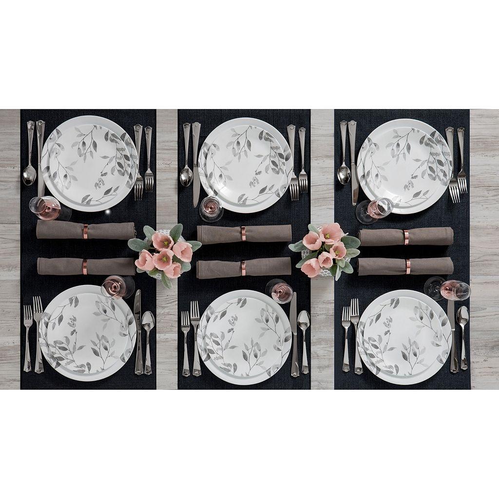 Corelle Misty Leaves 12-pc. Dinnerware Set