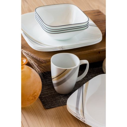 Corelle Muret 16-pc. Dinnerware Set