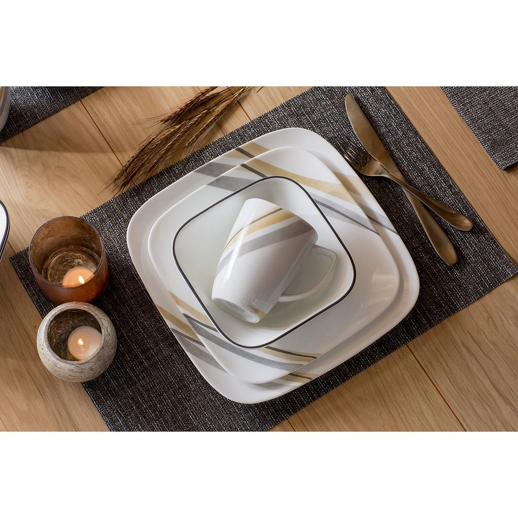 Corelle Muret 16-pc. Dinnerware Set