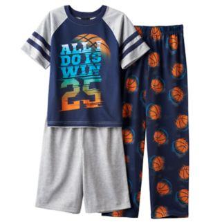 Boys Jelli Fish 3-Piece Pajama Set