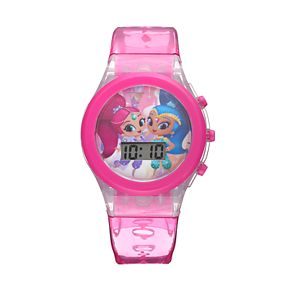 Shimmer and Shine Kids' Digital Light-Up Watch