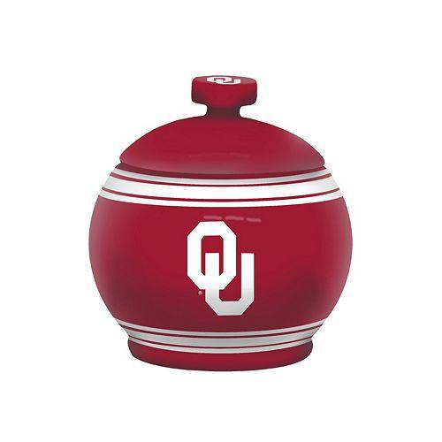 Boelter Oklahoma Sooners Game Time Jar Set