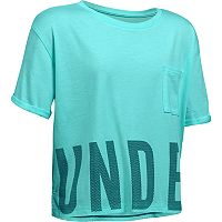 Girls 7-16 Under Armour Studio Tee