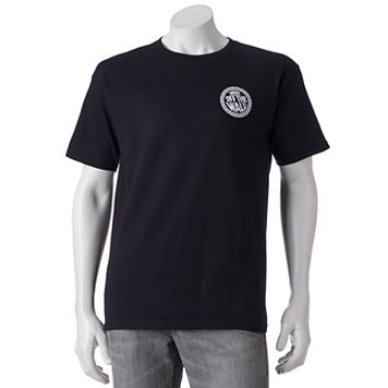Men's Vans Check Wheel Tee