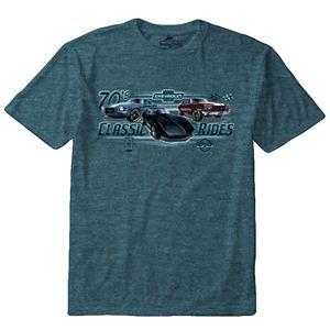 Men's Newport Blue Chevrolet