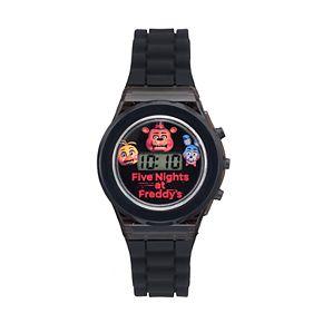 Five Nights at Freddy's Kids' Digital Light-Up Watch
