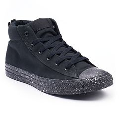 Men's Converse Chuck Taylor All Star Street Mid Speckled Sneakers