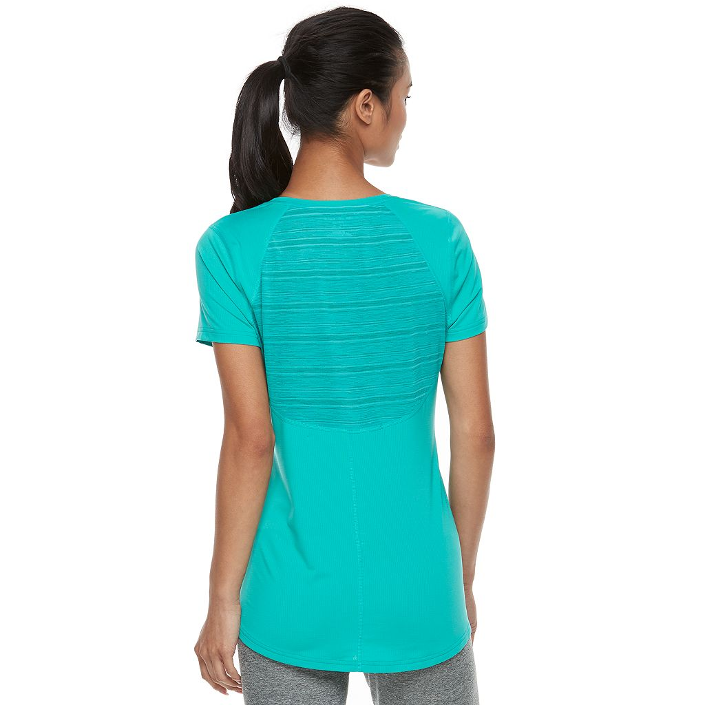 Women's Tek Gear® Performance Pieced Base Layer Tee