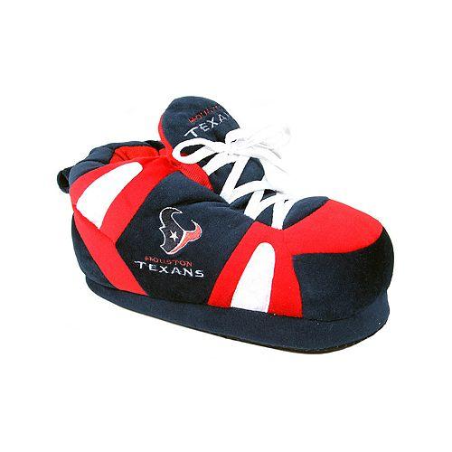 c6d05c64 Adult Comfy Feet Houston Texans Shoe Slippers